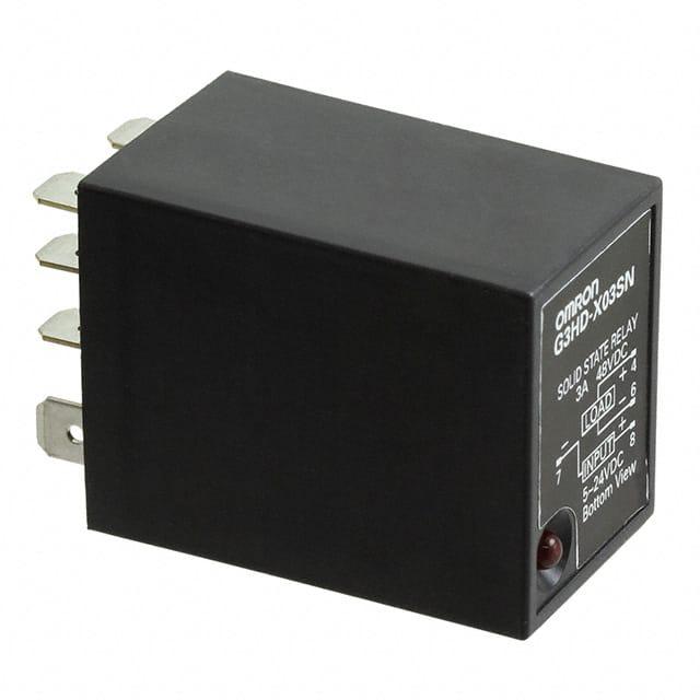 G3HD-X03SN-VD DC5-24_固态继电器-PCB安装