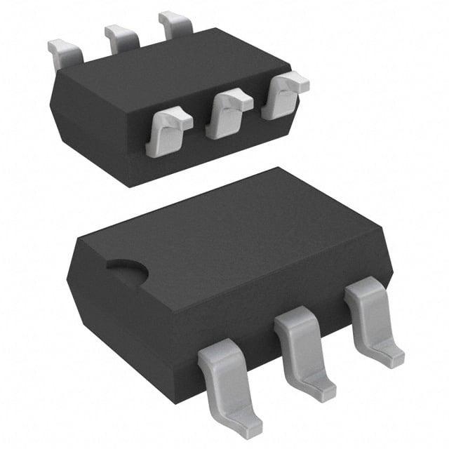 AQV101AZ_固态继电器-PCB安装