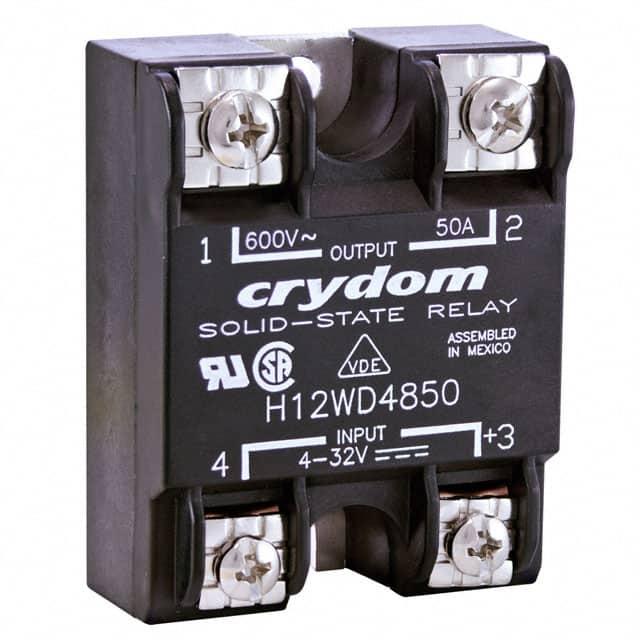 H12WD4825PG_固态继电器-PCB安装