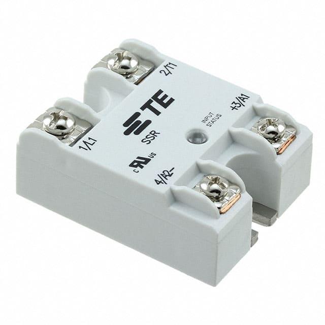 SSR-240D25R_固态继电器-PCB安装