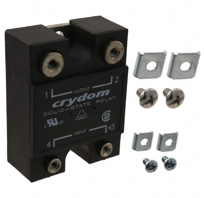 H12D4850_固态继电器-PCB安装