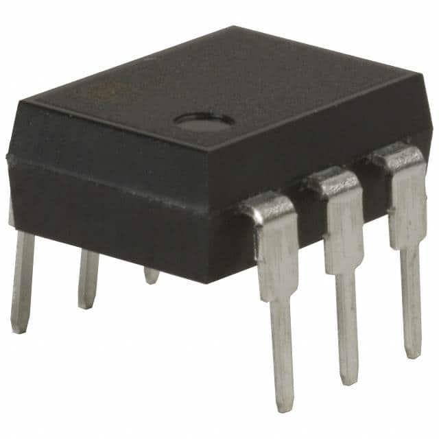 AQV414H_固态继电器-PCB安装