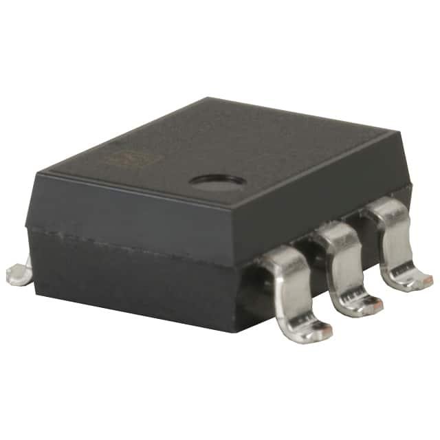 AQV256HA_固态继电器-PCB安装