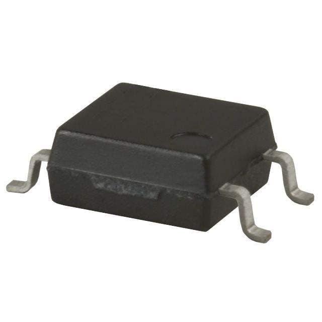 AQY210S_固态继电器-PCB安装
