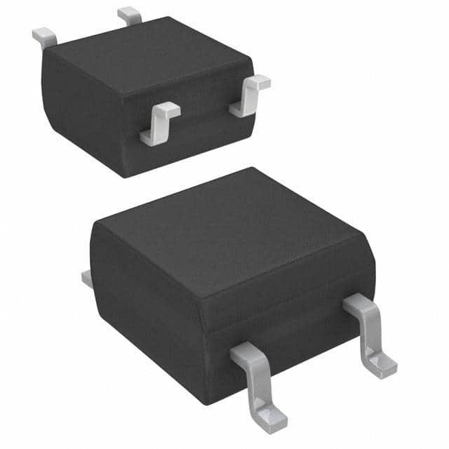 CPC1017N_固态继电器-PCB安装