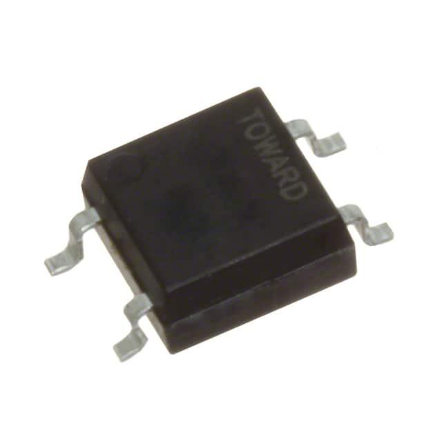 AB47S_固态继电器-PCB安装