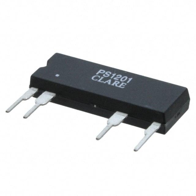 PS1201_固态继电器-PCB安装