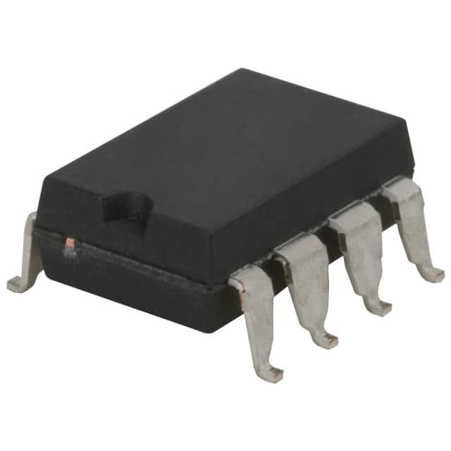 PBB150P_固态继电器-PCB安装