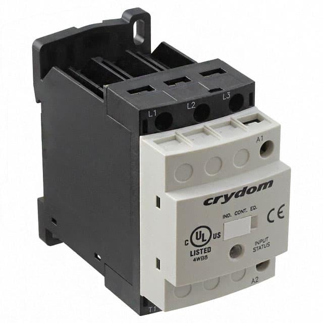 DRC3R48B400_固态接触器