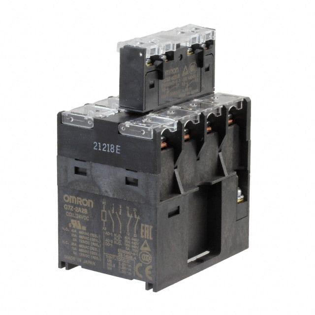 G7Z-2A2B-02Z-R DC24V_机电接触器