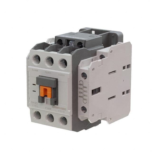 CC40SA480-60HZ_机电接触器