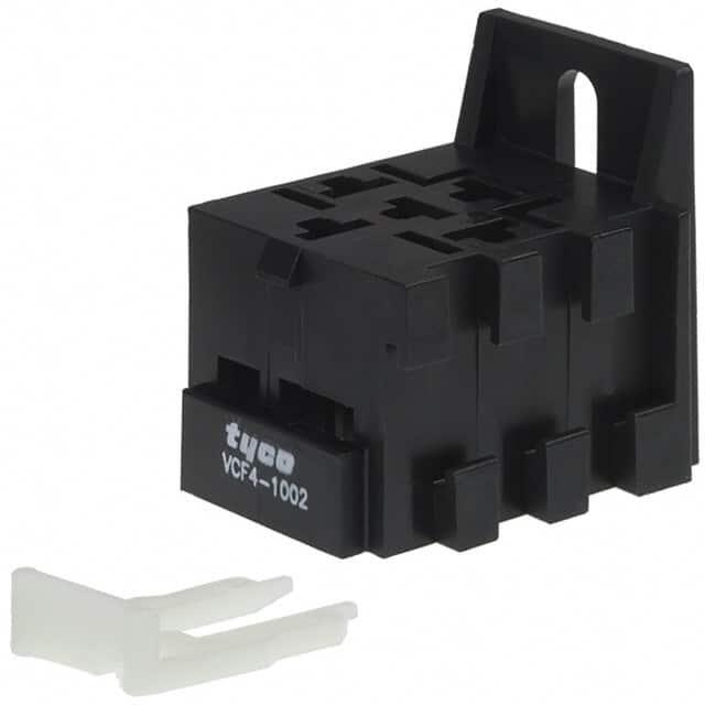VCF4-1002_继电器插座与硬件