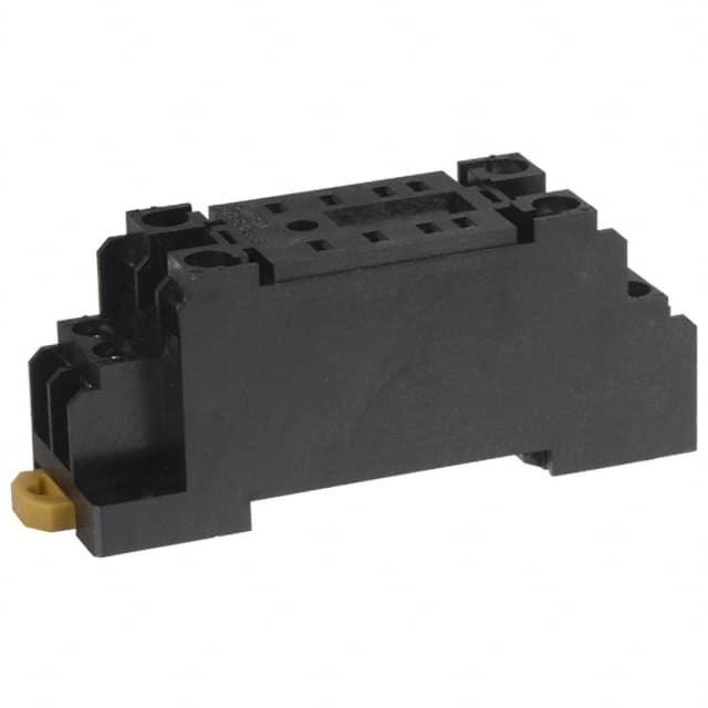 PYF08A-E_继电器插座与硬件