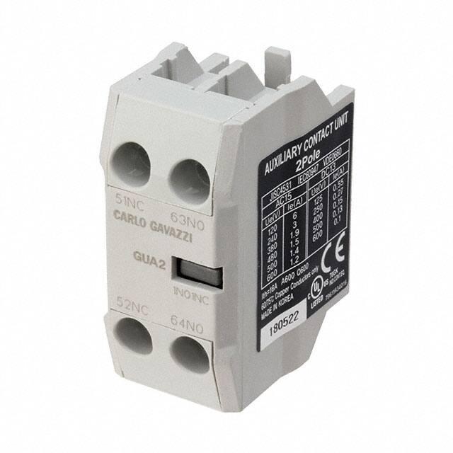 GUA2-11_继电器配件
