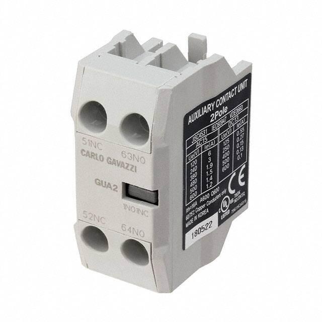 GUA2-20_继电器配件