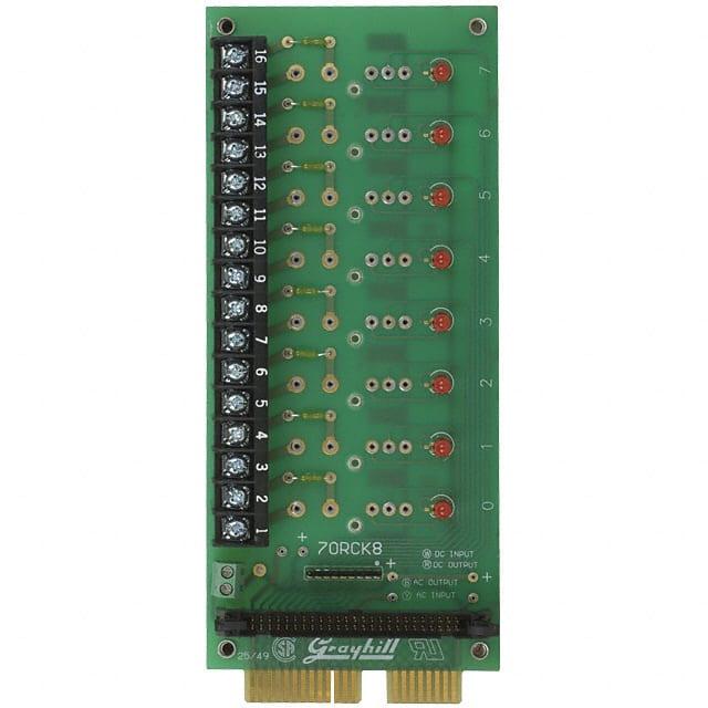 70RCK8-HL_继电器模块