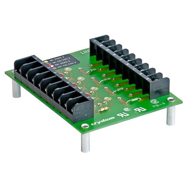 PB4_继电器模块