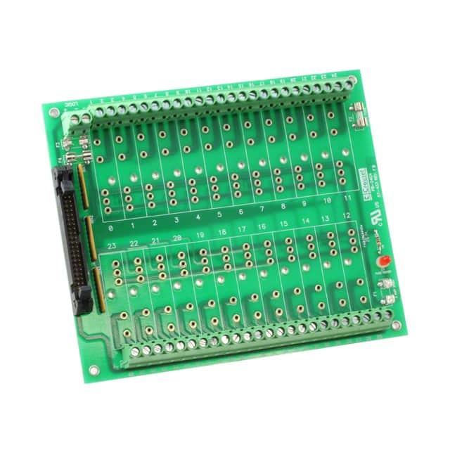PB-24C4_继电器模块