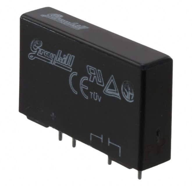 70M-OAC5A_继电器模块机架