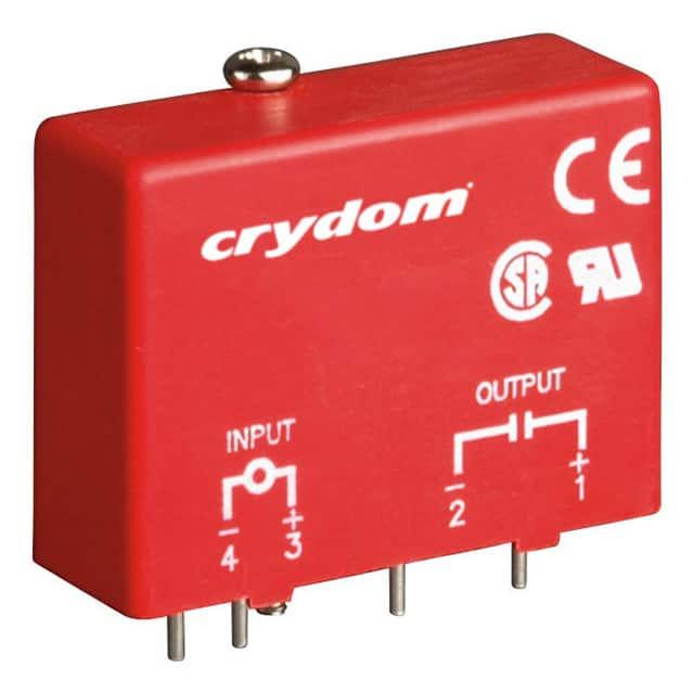 ODC-24_继电器模块机架