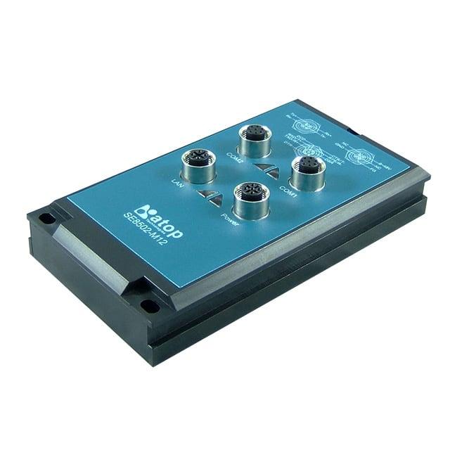 SE8502-M12_串口设备服务器