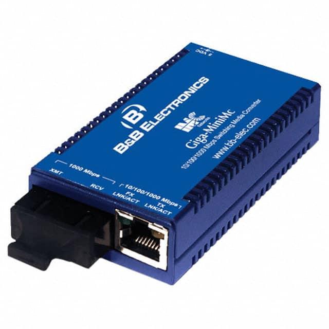 IMC-370-SSR-PS_媒体转换器