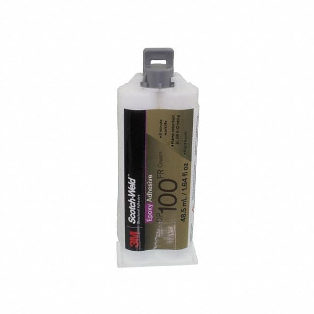 DP100FR-CREAM_胶,粘合剂,敷料器