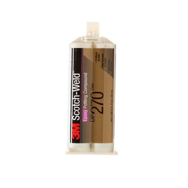 DP270-BLACK_胶,粘合剂,敷料器