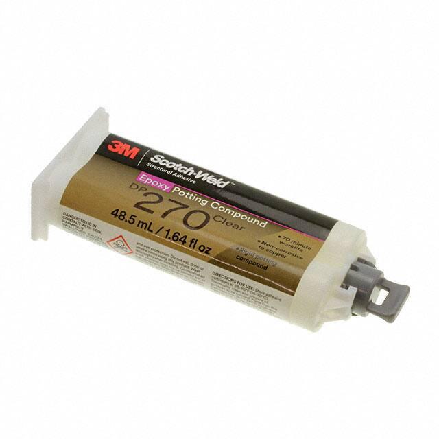 DP270-CLEAR_胶,粘合剂,敷料器