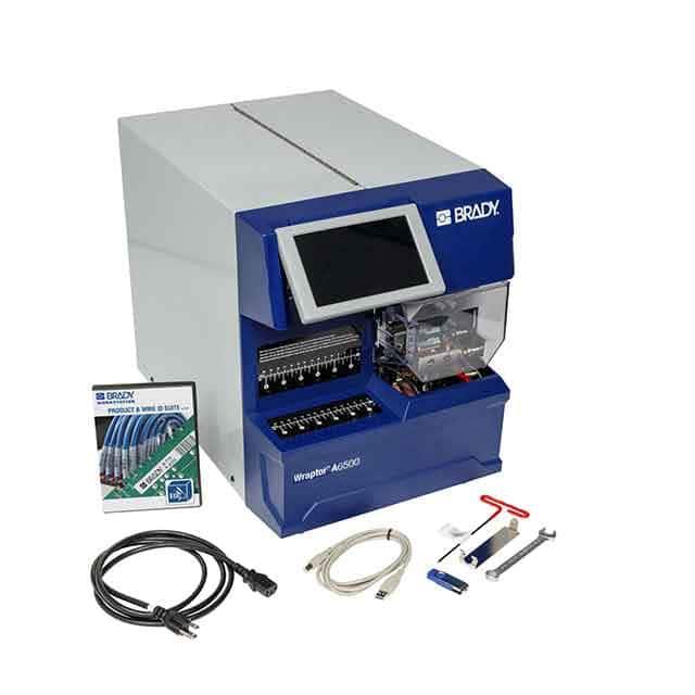 WRAPTOR-A6500_打印机,标签打印机