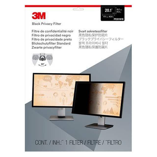 PF201W1B_隐私滤光片,屏幕保护器