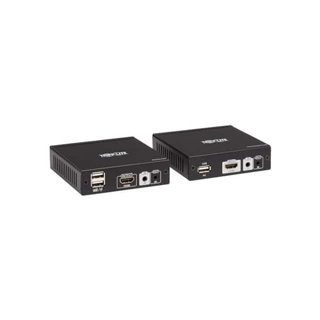 B013-HU-4K_键盘视频鼠标切换器