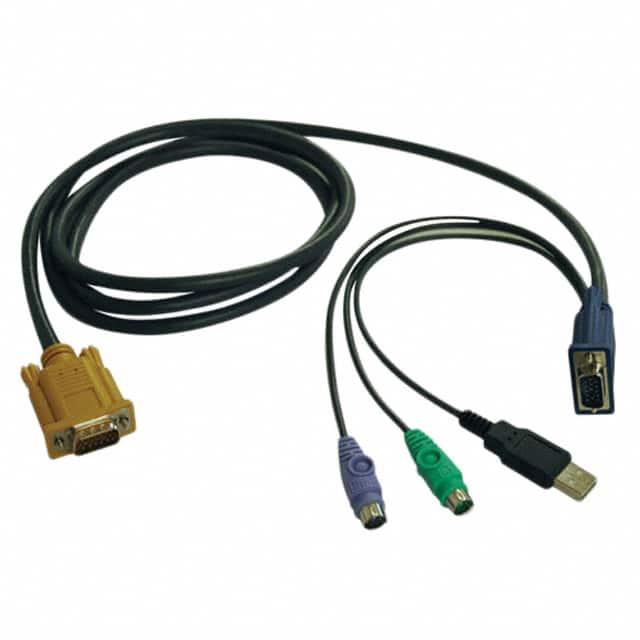 P778-006_键盘视频鼠标切换器KVM
