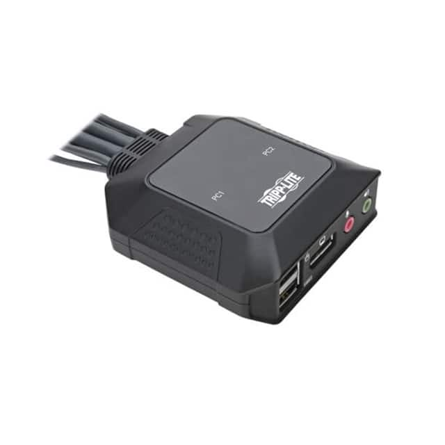 B032-DPUA2_键盘视频鼠标切换器KVM