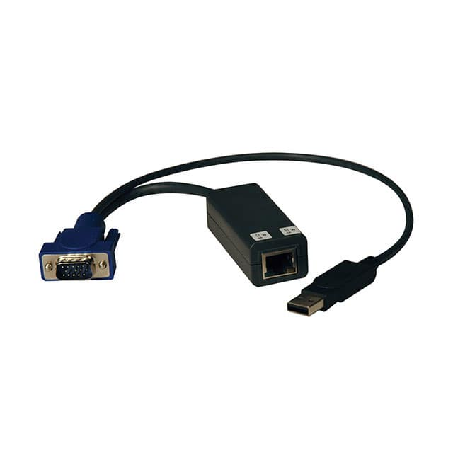 B078-101-USB-8_键盘视频鼠标切换器KVM