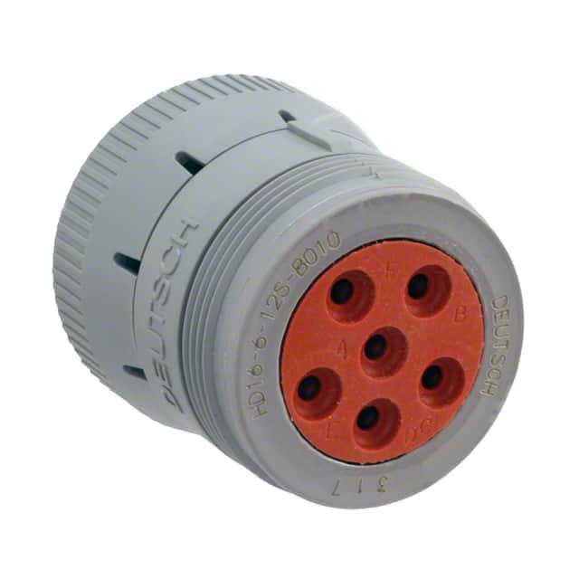 HD16-6-96S_圆形连接器-外壳