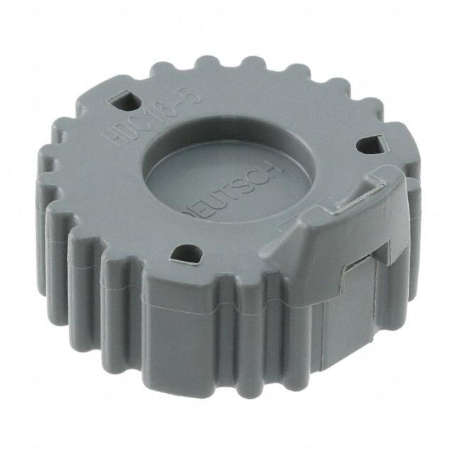 HDC16-5_圆形连接器-配件