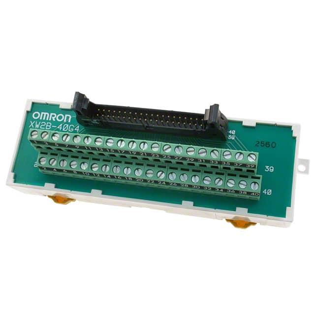 XW2B-40G4_端子板接口模块