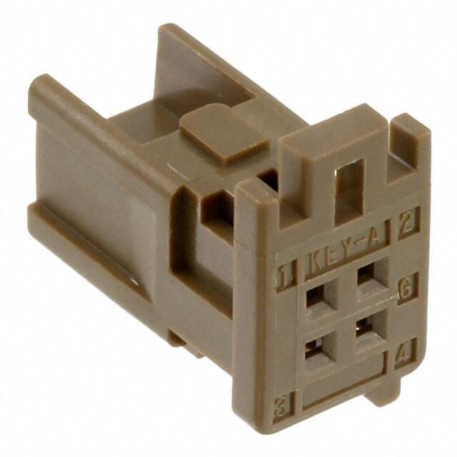 GT17HN-4DS-2C(A)_插接式连接器-配件