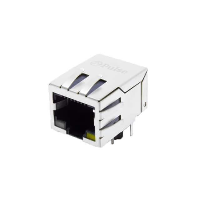 JXKM-0004NL_模块化连接器-磁性插孔