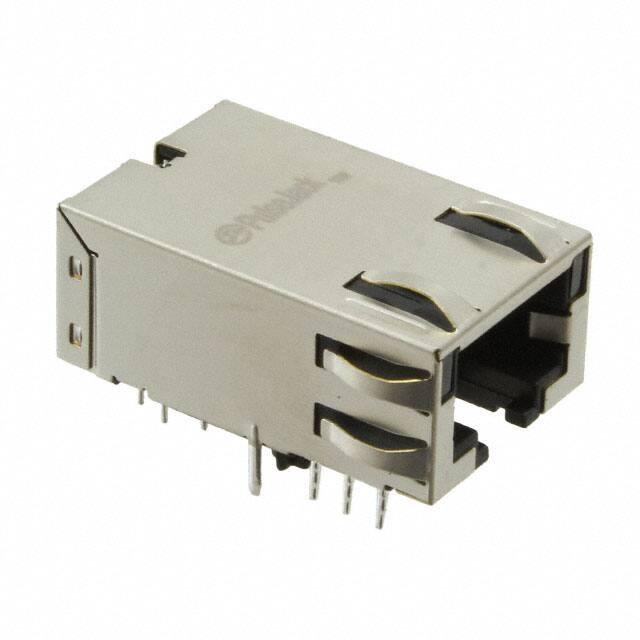 JT4-1109HL_模块化连接器-磁性插孔