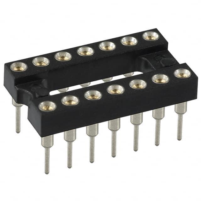 111-93-314-41-001000_IC晶体管插座