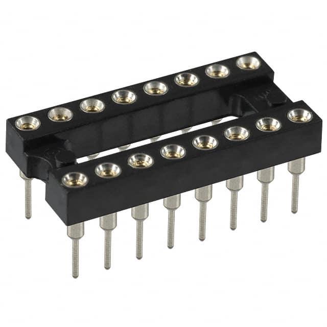 111-93-316-41-001000_IC晶体管插座