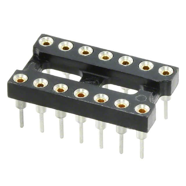 814-AG11D-ESL-LF_IC晶体管插座