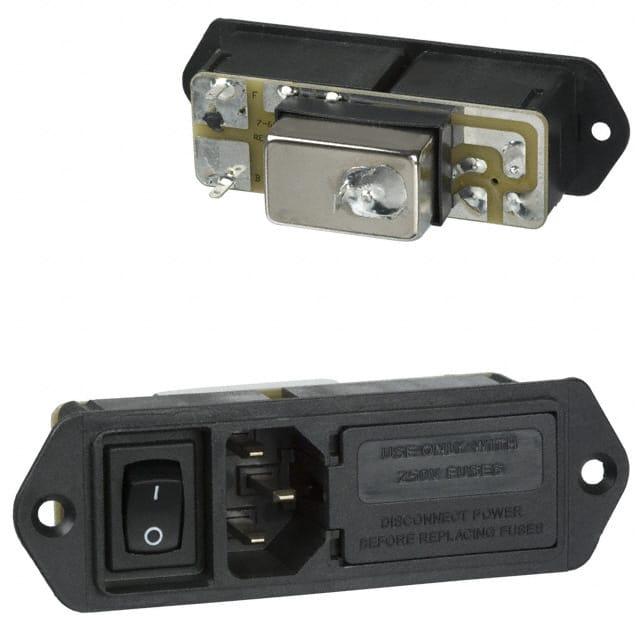 5EFM1S_电源连接器-交流电源输入模块