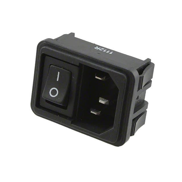 1609112-2_电源连接器-交流电源输入模块