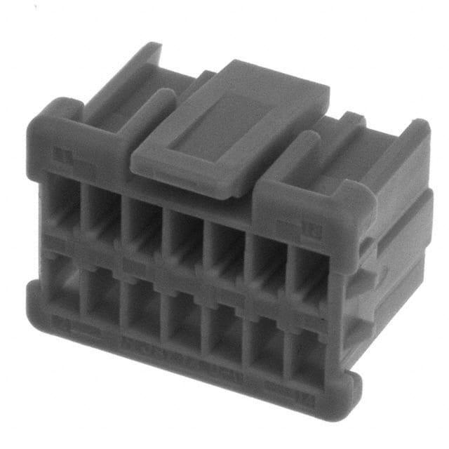 PNDP-14V-Z_矩形连接器集管线壳