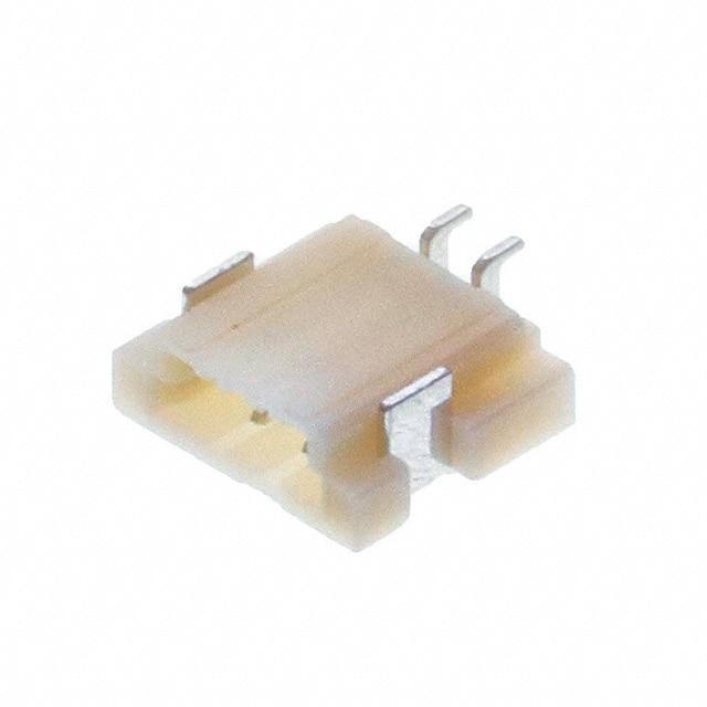SM02B-SHLS-TF(LF)(SN)_矩形连接器针座,公插针