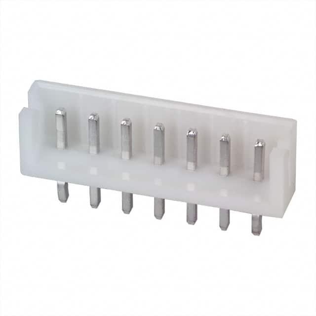 B7B-EH-A(LF)(SN)_矩形连接器针座,公插针