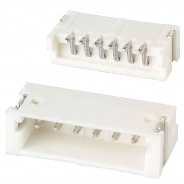 S6B-ZR-SM4A-TF(LF)(SN)_矩形连接器针座,公插针